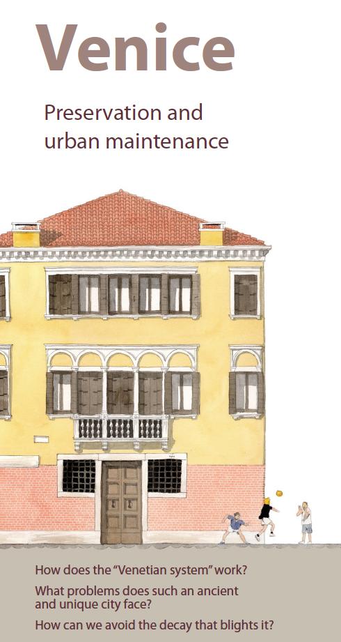 Venezia manutenzione urbana 1